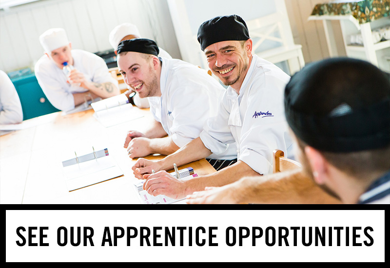 Apprenticeships at The Lauder's