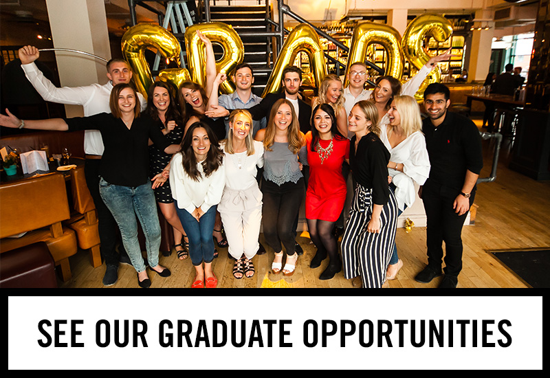 Graduate opportunities at The Lauder's