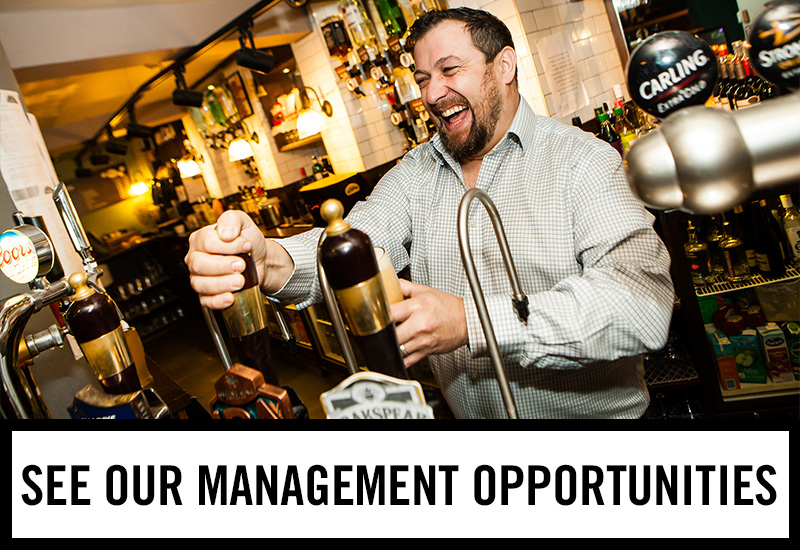 Management opportunities at The Lauder's