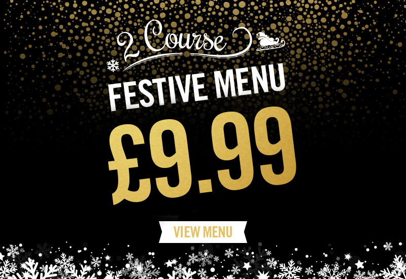 Festive Menu at The Lauder's